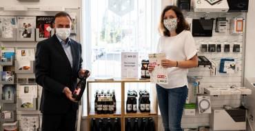 Das Liesinger Genussregal verbindet die Bezirksteile kulinarisch